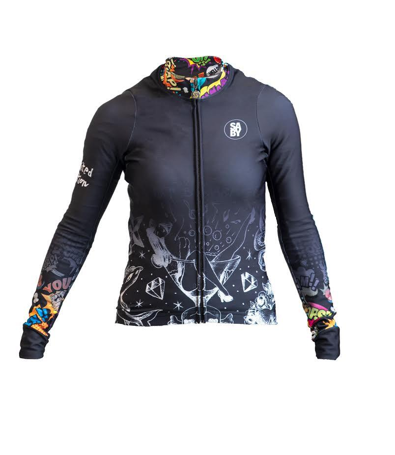Maglia manica lunga invernale Limited Edition Ops