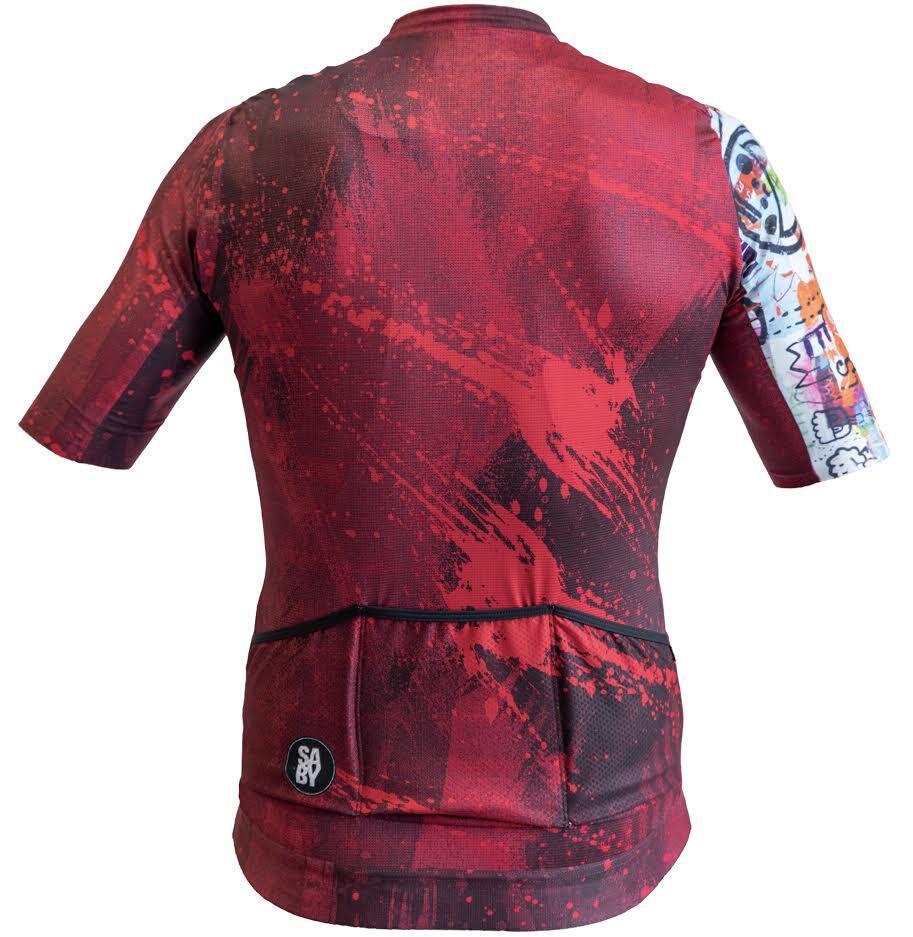Maglia manica corta Limited Edition Red City