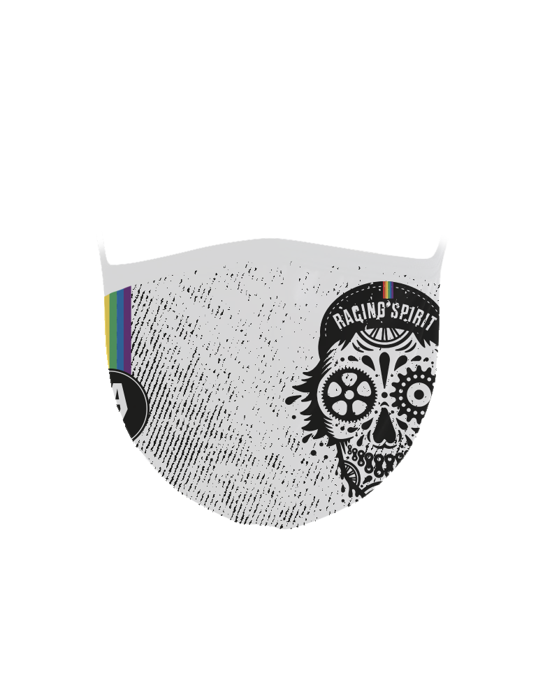 1 Mascherina  stampata